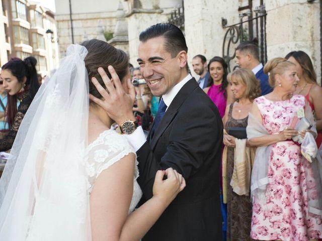 La boda de Jorge y Carol en Palencia, Palencia 5