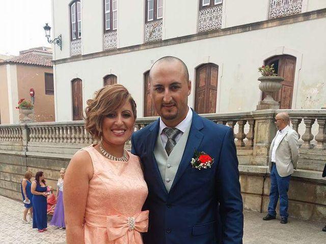 La boda de Moisés y Sarai en Los Realejos, Santa Cruz de Tenerife 7