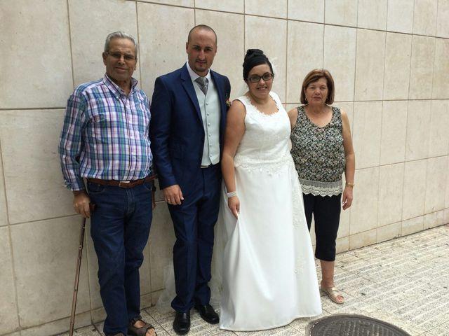 La boda de Moisés y Sarai en Los Realejos, Santa Cruz de Tenerife 2