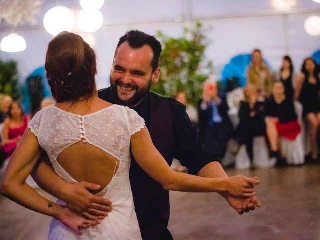 La boda de Narcís y Sara en Besalu, Girona 1
