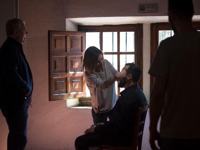 La boda de Narcís y Sara en Besalu, Girona 10
