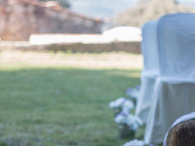 La boda de Narcís y Sara en Besalu, Girona 18