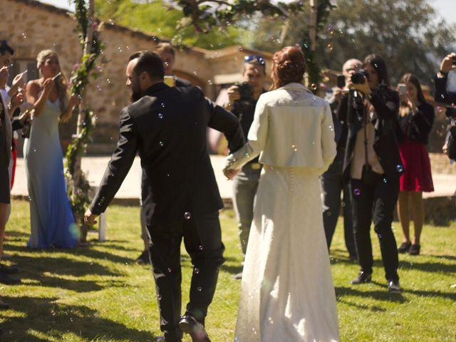 La boda de Narcís y Sara en Besalu, Girona 19
