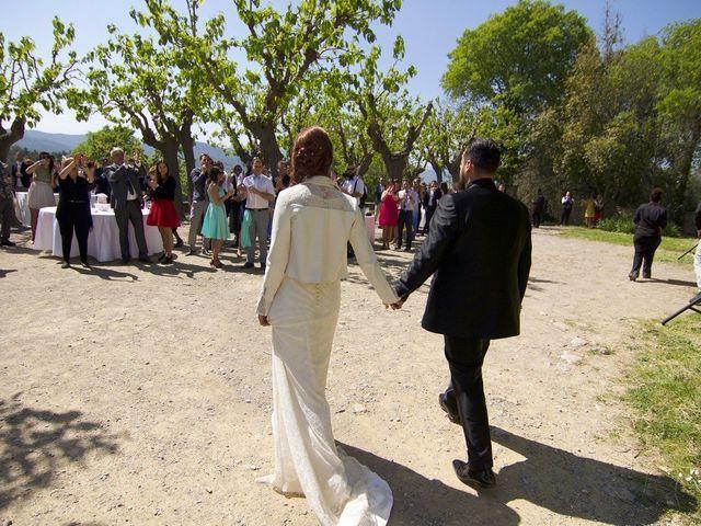 La boda de Narcís y Sara en Besalu, Girona 20