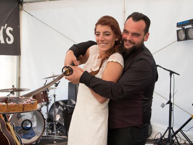 La boda de Narcís y Sara en Besalu, Girona 27