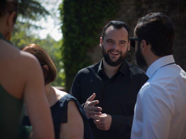 La boda de Narcís y Sara en Besalu, Girona 30