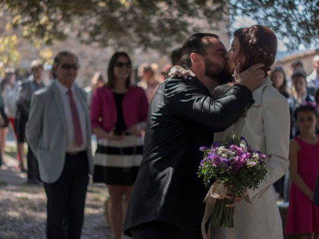 La boda de Narcís y Sara en Besalu, Girona 31