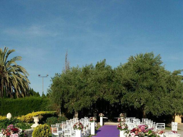 La boda de Juan y Victoria en El Puig, Valencia 4