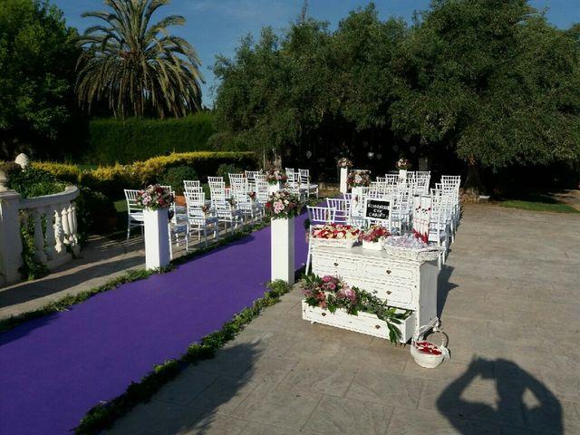 La boda de Juan y Victoria en El Puig, Valencia 5