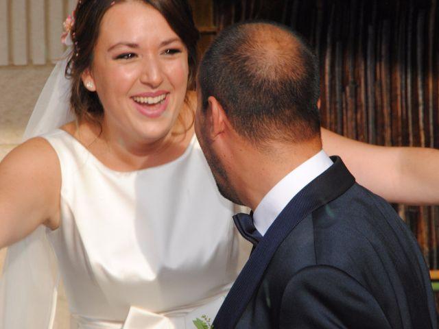 La boda de Carlos y Ana en Coslada, Madrid 1