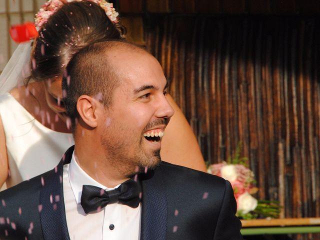 La boda de Carlos y Ana en Coslada, Madrid 2