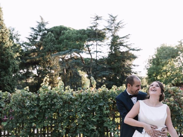 La boda de Carlos y Ana en Coslada, Madrid 9