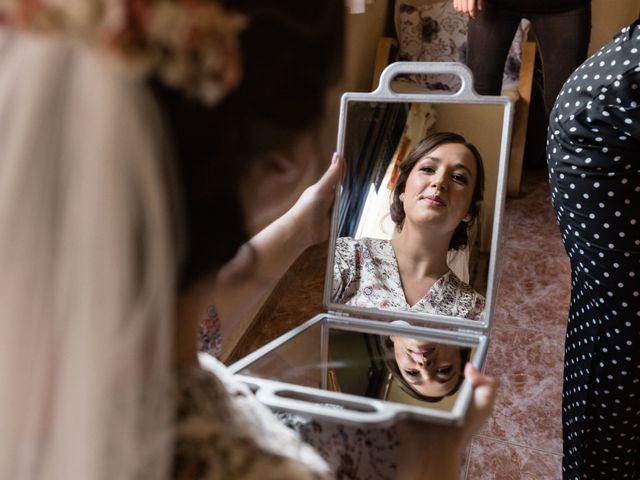 La boda de Carlos y Ana en Coslada, Madrid 11