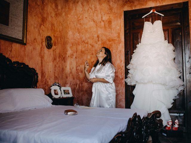 La boda de Oliver y Ilenia en Tres Palmas, Las Palmas 17