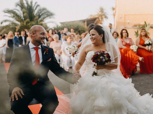 La boda de Oliver y Ilenia en Tres Palmas, Las Palmas 41