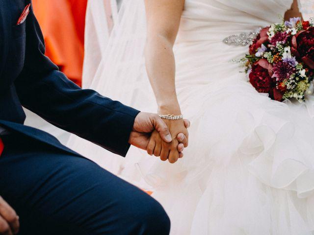 La boda de Oliver y Ilenia en Tres Palmas, Las Palmas 42