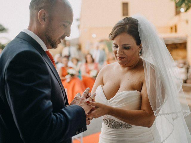 La boda de Oliver y Ilenia en Tres Palmas, Las Palmas 44