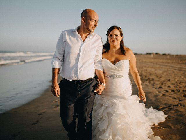 La boda de Oliver y Ilenia en Tres Palmas, Las Palmas 59