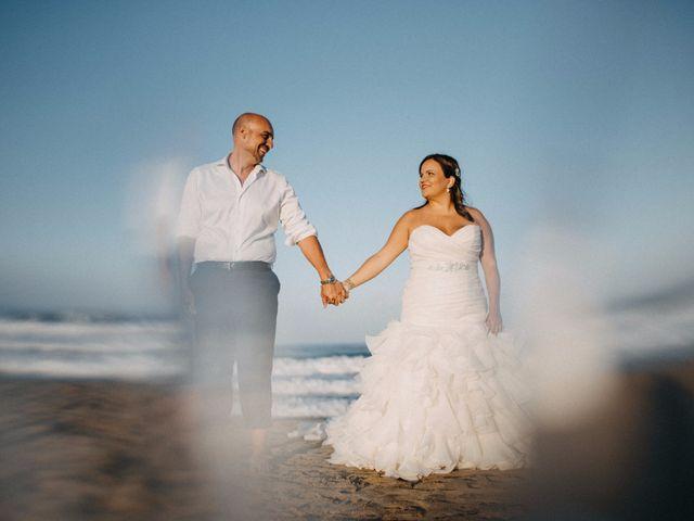 La boda de Oliver y Ilenia en Tres Palmas, Las Palmas 62