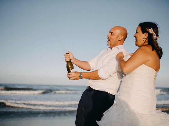 La boda de Oliver y Ilenia en Tres Palmas, Las Palmas 64