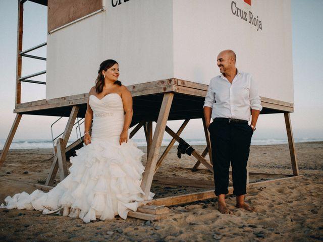 La boda de Oliver y Ilenia en Tres Palmas, Las Palmas 68