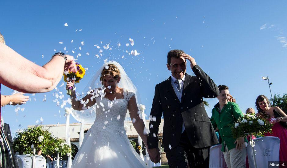 La boda de Dany y Sarah en Sanlucar De Barrameda, Cádiz