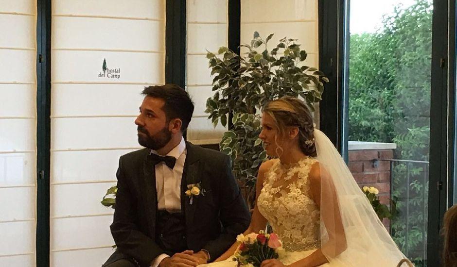 La boda de Juan y Lorena en Sallent, Barcelona