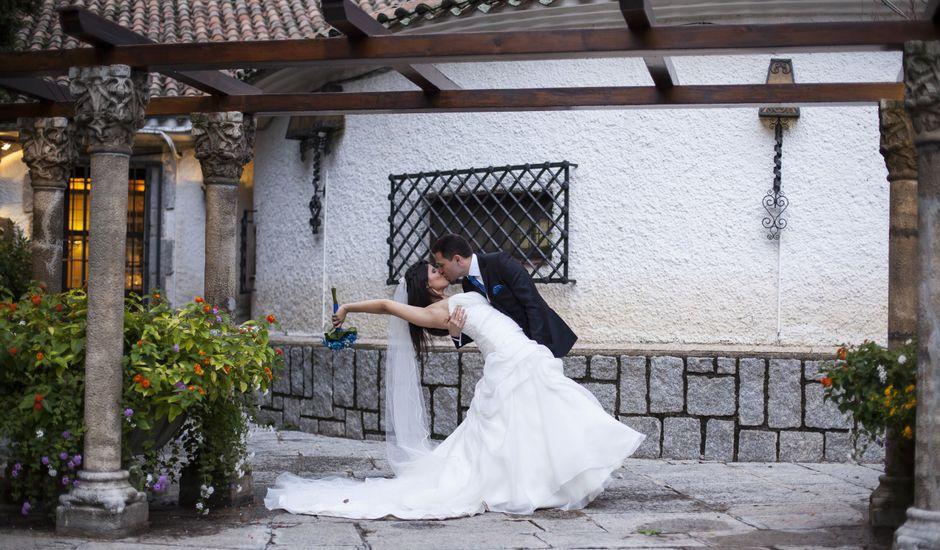 La boda de Fran y Laura en Madrid, Madrid