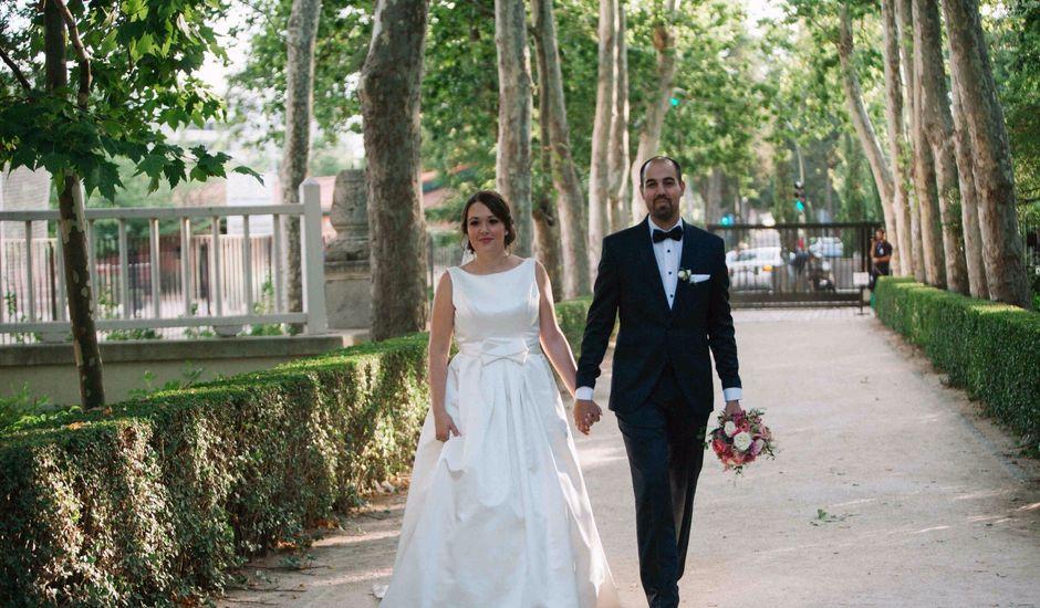La boda de Carlos y Ana en Coslada, Madrid