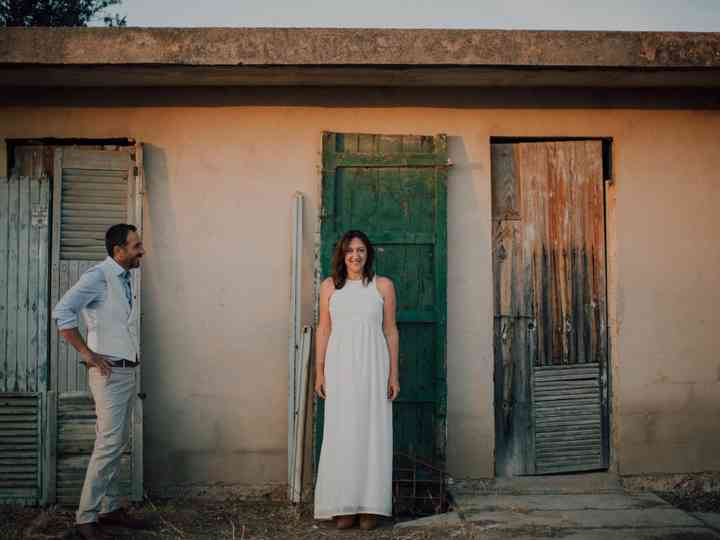 La boda de Rocío y Grafi