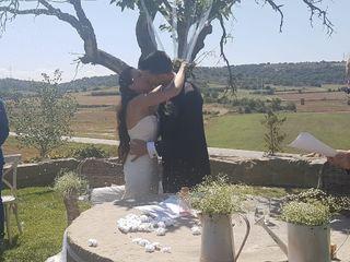 La boda de Dúnia y Oscar