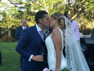 La boda de Yolanda y Samuel 1