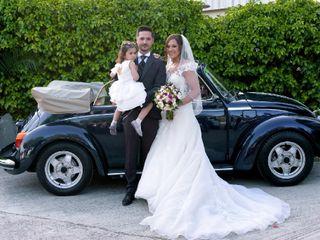 La boda de Inma y Joaquin