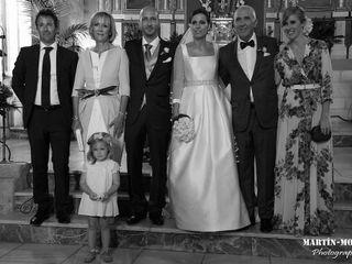 La boda de Ángeles y Gonzalo