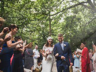 La boda de Saray y Aingeru