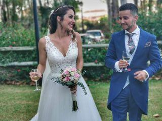 La boda de Raquel y Carlos