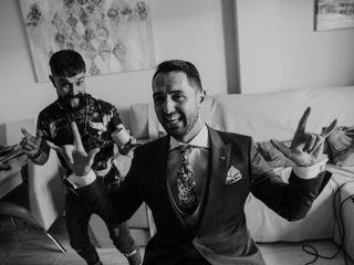 La boda de Rocio y Ulpi 3