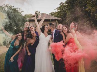 La boda de Leticia y Ulises