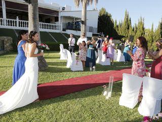 La boda de Marina y Jesica 2