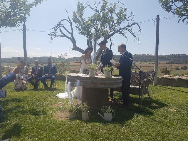 La boda de Oscar y Dúnia en Cervera, Lleida 6