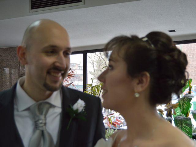 La boda de sandra y luisma en Madrid, Madrid 4