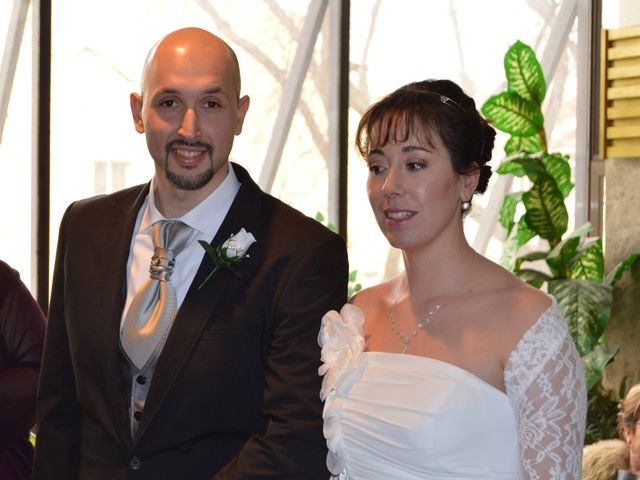 La boda de sandra y luisma en Madrid, Madrid 5