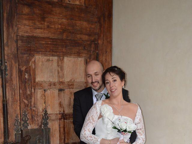 La boda de sandra y luisma en Madrid, Madrid 6