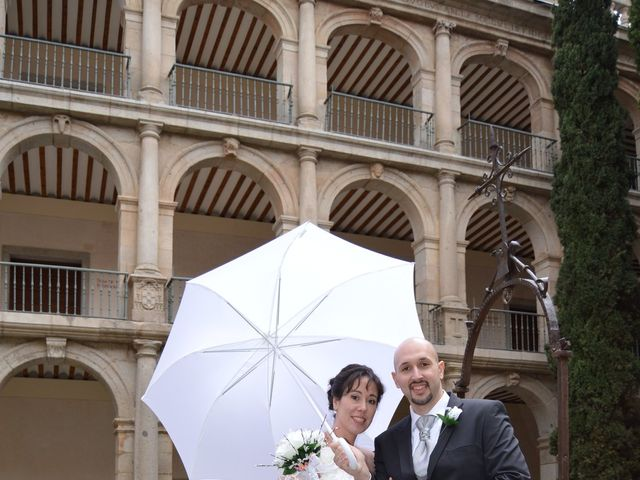 La boda de sandra y luisma en Madrid, Madrid 2