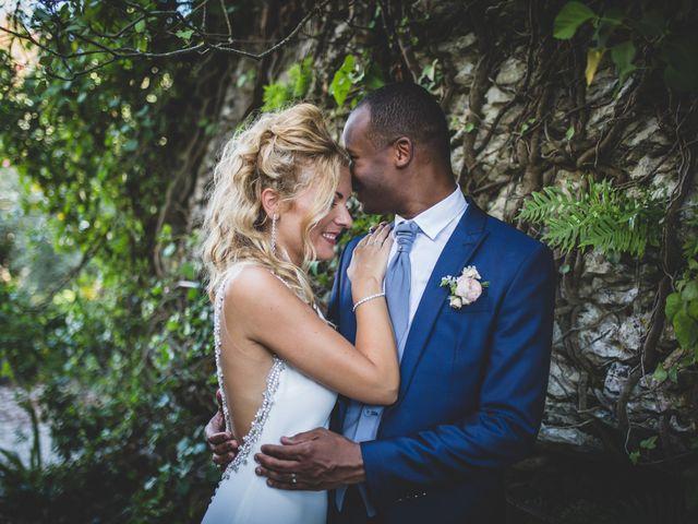 La boda de Berenice y Iuri