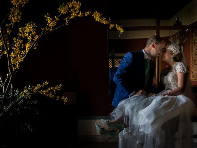 La boda de Auxi y Jesús
