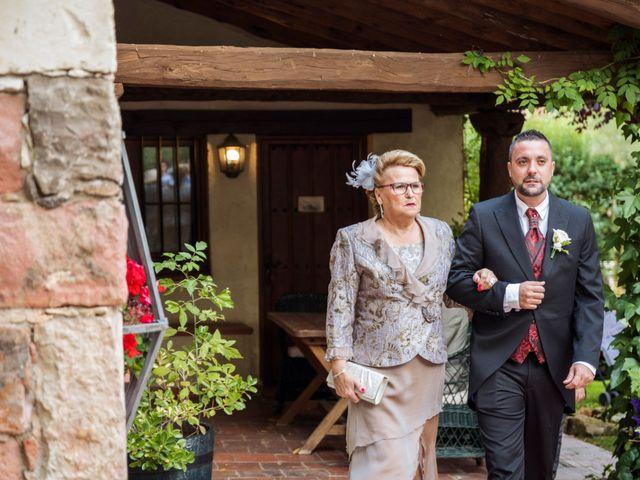 La boda de Jose Luis y Vanesa en Santiuste De Pedraza, Segovia 5