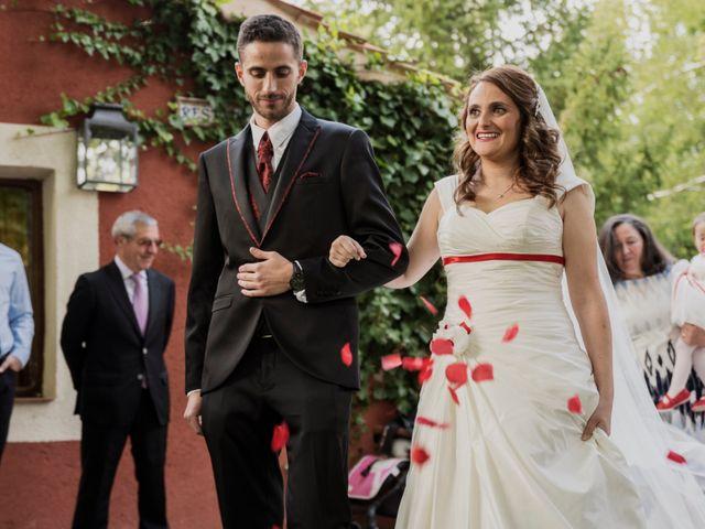 La boda de Jose Luis y Vanesa en Santiuste De Pedraza, Segovia 6