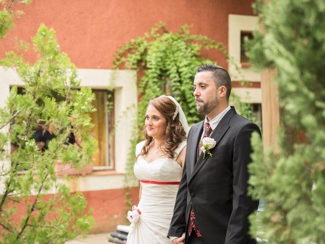 La boda de Jose Luis y Vanesa en Santiuste De Pedraza, Segovia 7