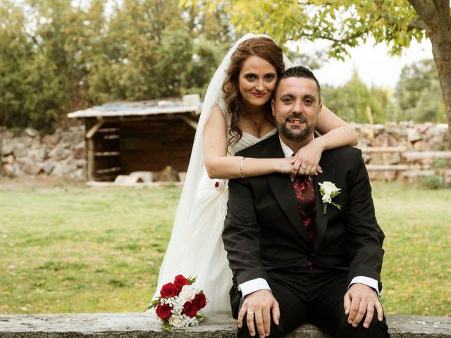 La boda de Jose Luis y Vanesa en Santiuste De Pedraza, Segovia 10